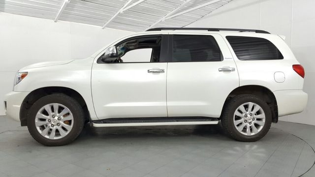 2012 Toyota Sequoia Platinum in McKinney, Texas 75070