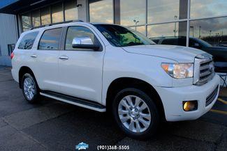 2012 Toyota Sequoia Platinum in Memphis, Tennessee 38115