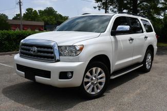 2012 Toyota Sequoia Platinum in Memphis, Tennessee 38128