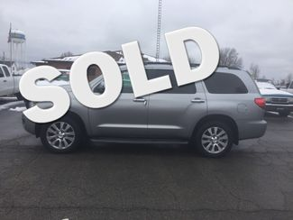 2012 Toyota 4x4 Sequoia Limited Ontario, OH
