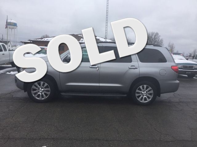 2012 Toyota 4x4 Sequoia Limited in Ontario, OH 44903