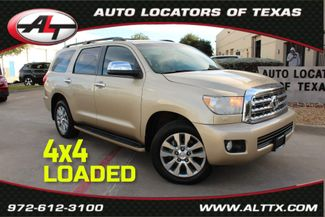 2012 Toyota Sequoia Limited in Plano, TX 75093
