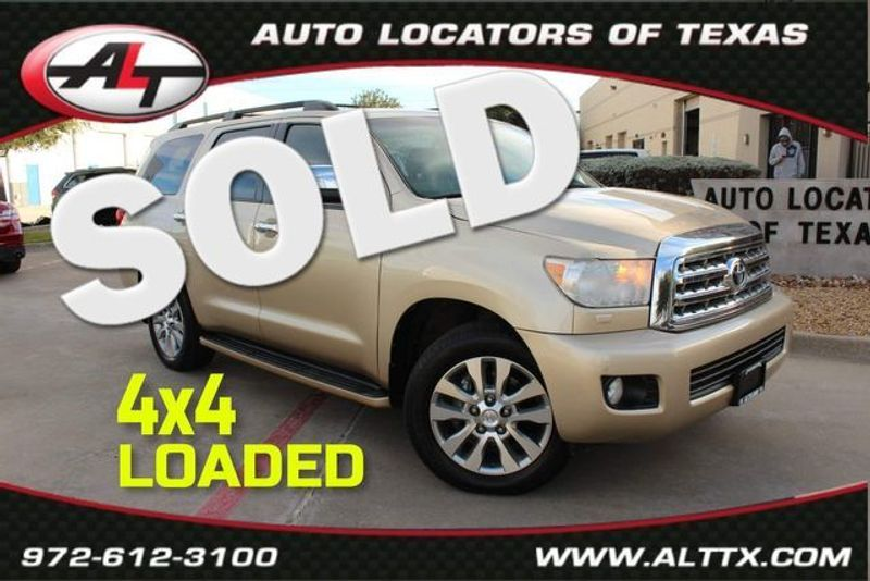 2012 Toyota Sequoia Limited | Plano, TX | Consign My Vehicle in Plano TX