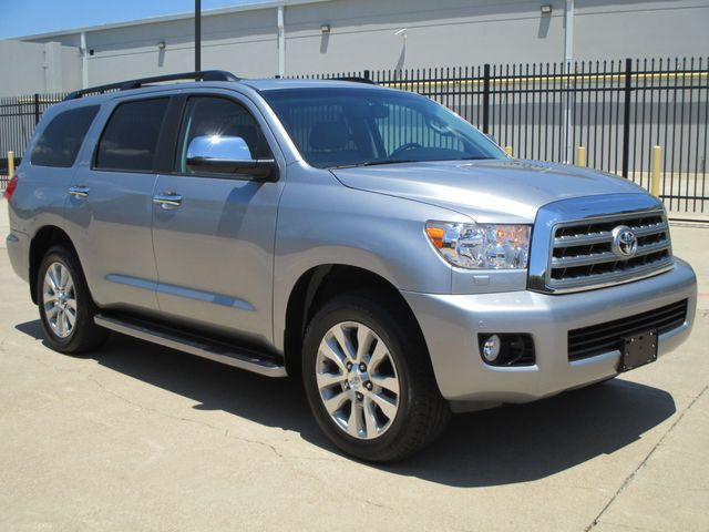 2012 Toyota Sequoia Limited * 4x4 * 1-OWNER * 8k Miles * NAVI * Roof *