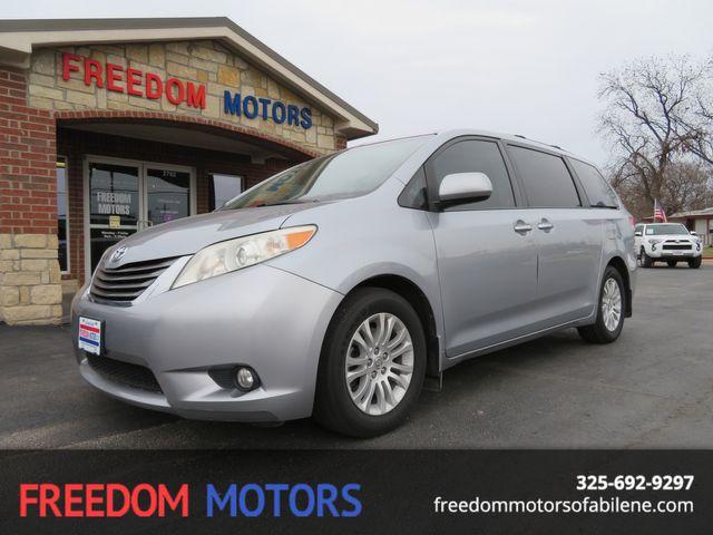 2012 Toyota Sienna XLE | Abilene, Texas | Freedom Motors  in Abilene,Tx Texas