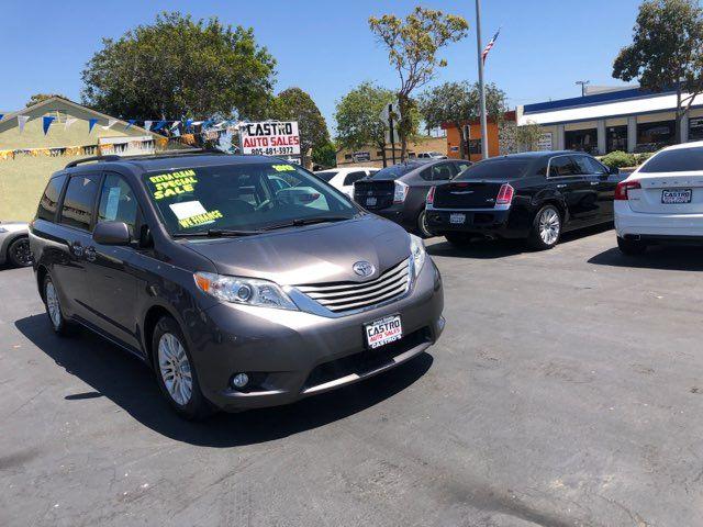 2012 Toyota Sienna XLE AAS in Arroyo Grande, CA 93420
