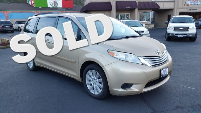 2012 Toyota Sienna LE AWD | Ashland, OR | Ashland Motor Company in Ashland OR