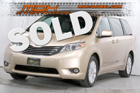 2012 Toyota Sienna XLE - AWD - Navigation in Los Angeles