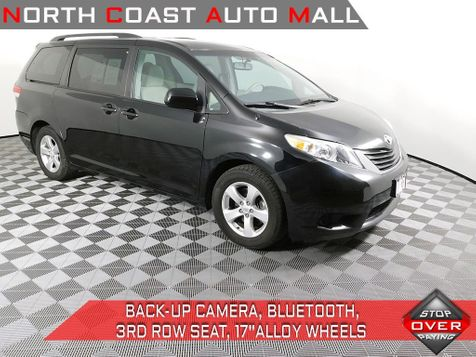 2012 Toyota Sienna LE in Cleveland, Ohio
