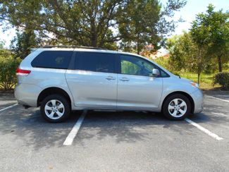 2012 Toyota Sienna Le Aas Wheelchair Van Pinellas Park, Florida 1