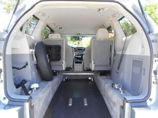 2012 Toyota Sienna Le Aas Wheelchair Van Pinellas Park, Florida 5