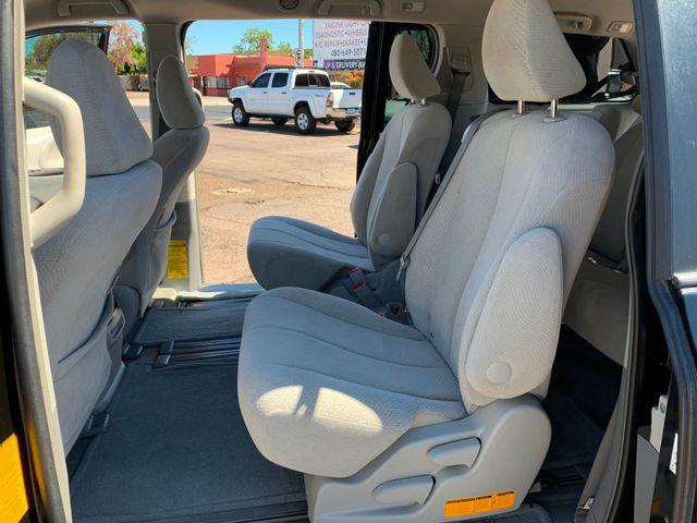 2012 Toyota Sienna LE  3 MONTH/3,000 MILE NATIONAL POWERTRAIN WARRANTY Mesa, Arizona 10