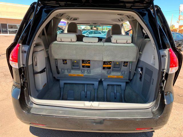 2012 Toyota Sienna LE  3 MONTH/3,000 MILE NATIONAL POWERTRAIN WARRANTY Mesa, Arizona 11
