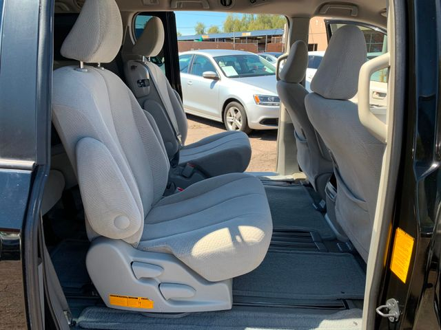 2012 Toyota Sienna LE  3 MONTH/3,000 MILE NATIONAL POWERTRAIN WARRANTY Mesa, Arizona 14