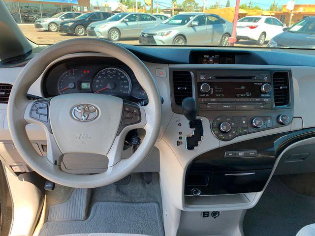 2012 Toyota Sienna LE  3 MONTH/3,000 MILE NATIONAL POWERTRAIN WARRANTY Mesa, Arizona 16