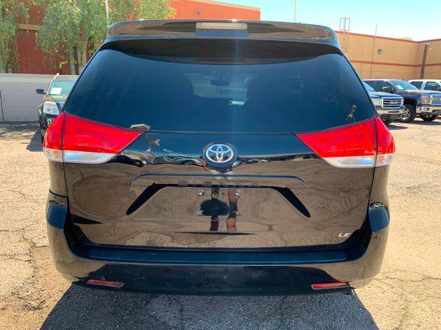 2012 Toyota Sienna LE  3 MONTH/3,000 MILE NATIONAL POWERTRAIN WARRANTY Mesa, Arizona 3