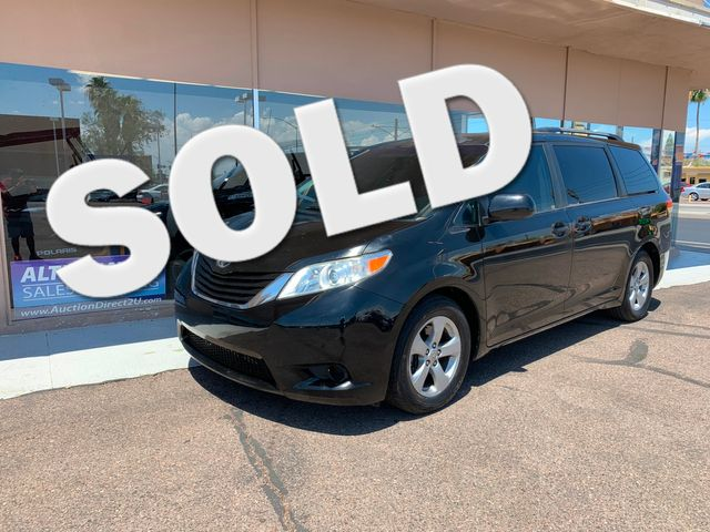2012 Toyota Sienna LE  3 MONTH/3,000 MILE NATIONAL POWERTRAIN WARRANTY Mesa, Arizona
