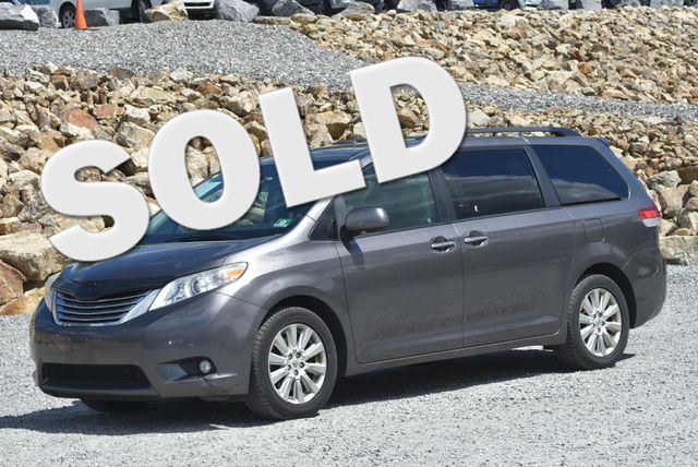 2012 Toyota Sienna Limited Naugatuck, Connecticut