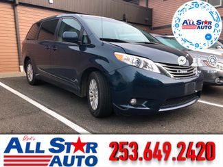 2012 Toyota Sienna XLE in Puyallup Washington, 98371