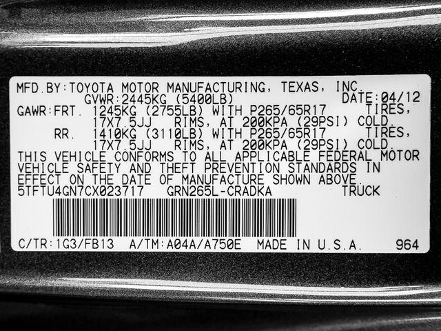 2012 Toyota Tacoma PreRunner Burbank, CA 27