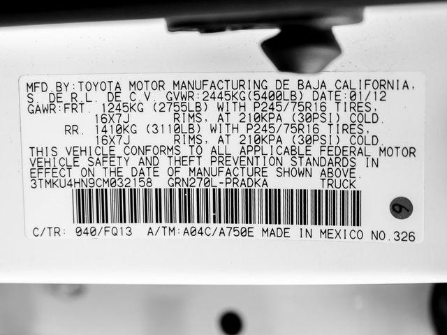 2012 Toyota Tacoma PreRunner Burbank, CA 25