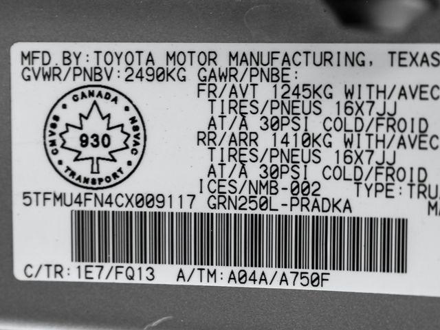 2012 Toyota Tacoma Burbank, CA 24
