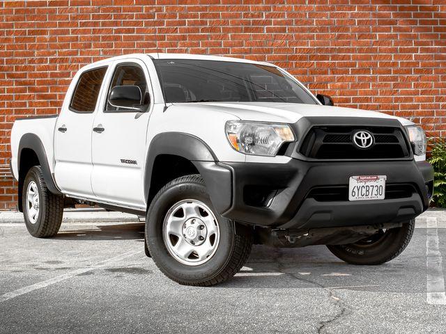 2012 Toyota Tacoma PreRunner Burbank, CA 1