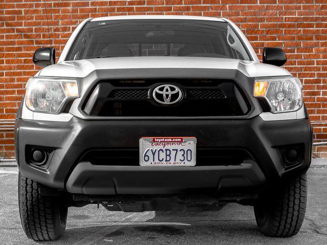 2012 Toyota Tacoma PreRunner Burbank, CA 2