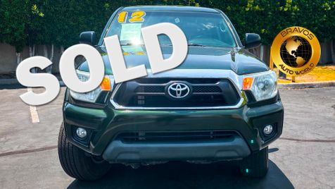 2012 Toyota Tacoma 5ft in cathedral city