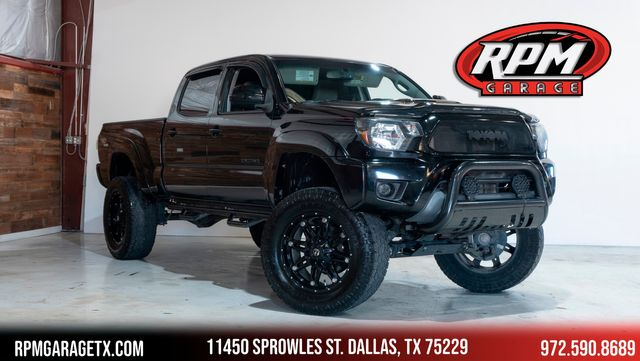 2012 Toyota Tacoma PreRunner Lifted with Many Upgrades