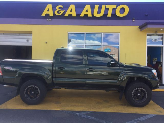 2012 Toyota Tacoma DOUBLE CAB in Englewood, CO 80110