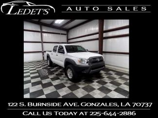 2012 Toyota Tacoma PreRunner - Ledet's Auto Sales Gonzales_state_zip in Gonzales