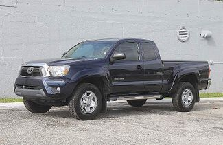 2012 Toyota Tacoma PreRunner Hollywood, Florida 10
