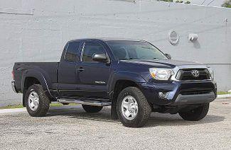2012 Toyota Tacoma PreRunner Hollywood, Florida 38