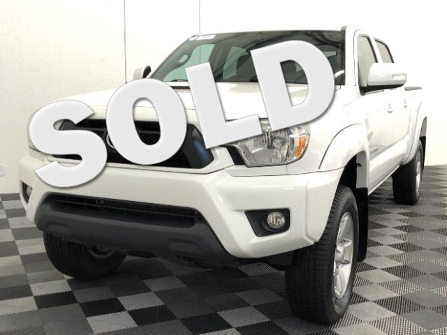 2012 Toyota Tacoma Double Cab Long Bed V6 Auto 4WD LINDON, UT
