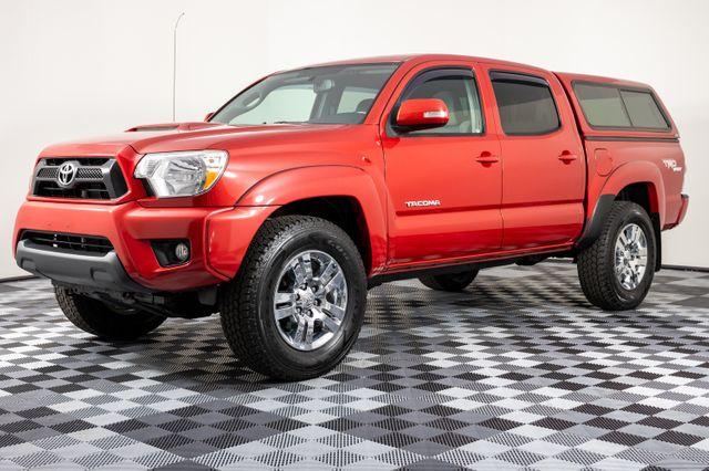 2012 Toyota Tacoma TRD SPORT