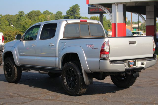 2012 Toyota Tacoma PreRunner Double Cab RWD - LIFTED TRD SPORT! Mooresville , NC 26