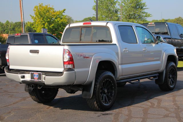 2012 Toyota Tacoma PreRunner Double Cab RWD - LIFTED TRD SPORT! Mooresville , NC 25