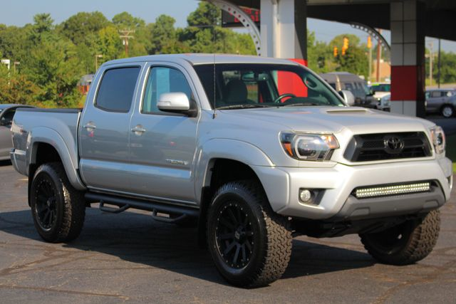 2012 Toyota Tacoma PreRunner Double Cab RWD - LIFTED TRD SPORT! Mooresville , NC 23
