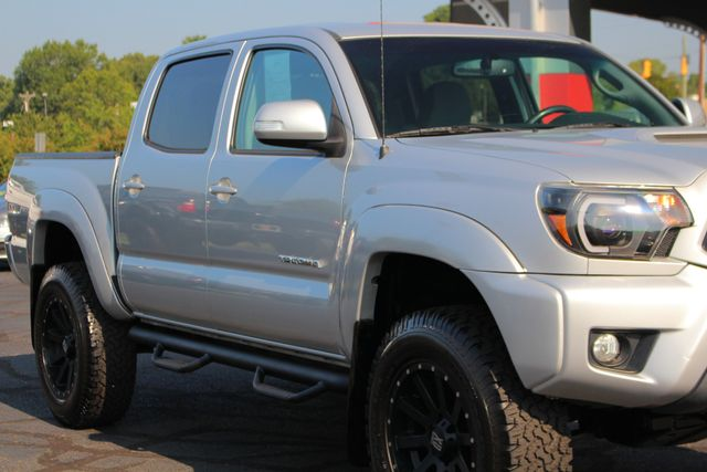 2012 Toyota Tacoma PreRunner Double Cab RWD - LIFTED TRD SPORT! Mooresville , NC 27