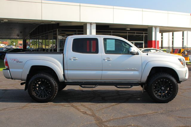 2012 Toyota Tacoma PreRunner Double Cab RWD - LIFTED TRD SPORT! Mooresville , NC 14