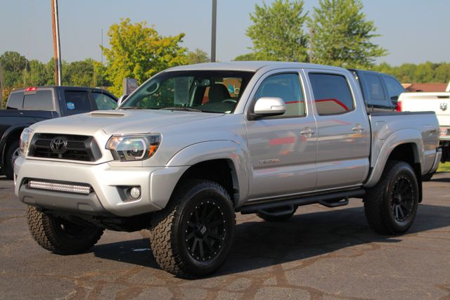 2012 Toyota Tacoma PreRunner Double Cab RWD - LIFTED TRD SPORT! Mooresville , NC 24