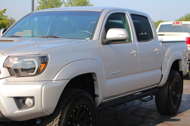 2012 Toyota Tacoma PreRunner Double Cab RWD - LIFTED TRD SPORT! Mooresville , NC 28