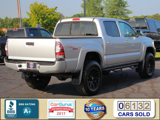 2012 Toyota Tacoma PreRunner Double Cab RWD - LIFTED TRD SPORT! Mooresville , NC 2