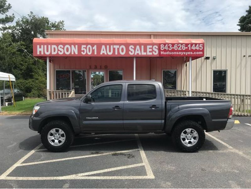 2012 Toyota Tacoma PreRunner | Myrtle Beach, South Carolina | Hudson Auto Sales in Myrtle Beach South Carolina