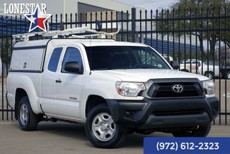 2012 Toyota Tacoma SR5 Topper Ext Cab One Owner 21 Service Records in Plano Texas, 75093