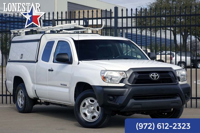 2012 Toyota Tacoma SR5 Topper Ext Cab One Owner 21 Service Records