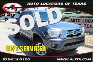 2012 Toyota Tacoma Prerunner SR5 | Plano, TX | Consign My Vehicle in  TX