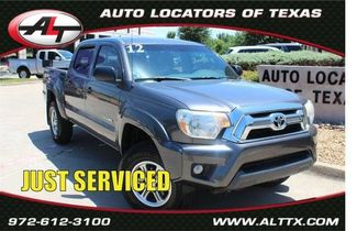 2012 Toyota Tacoma PreRunner in Plano, TX 75093