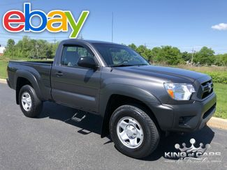 2012 Toyota Tacoma Regular CAB 2.7L 4-CYLINDER 26K MILES PRISTINE in Woodbury, New Jersey 08096